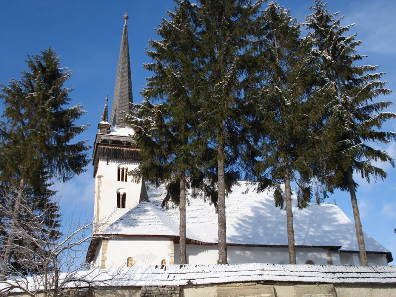 church romenie